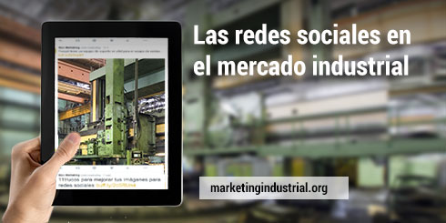 ejemplo de social media en marketing industrial