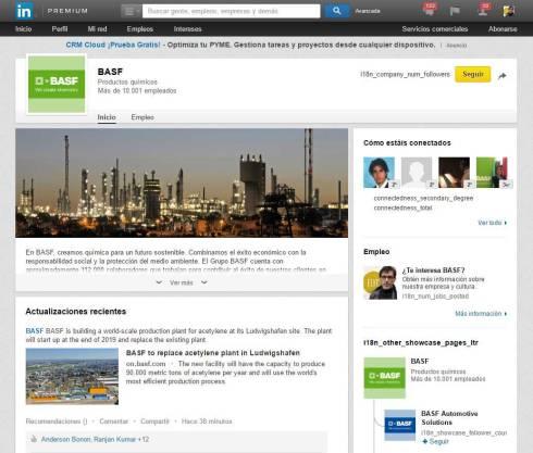 social media b2b linkedin