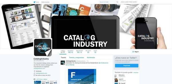 twitter en marketing industrial caso de estudio