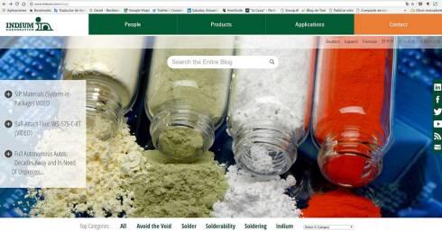 redes sociales en el sector quimico. caso de estudio