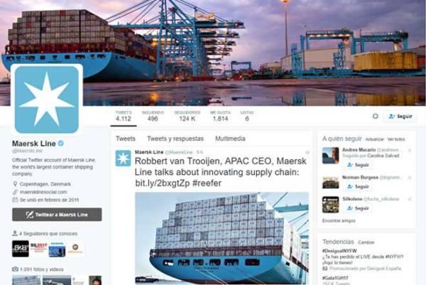 ejemplo de redes sociales b2b