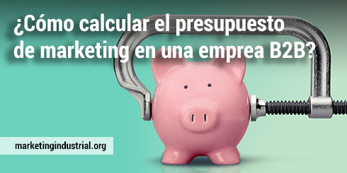 como calcular el presupuesto de marketing